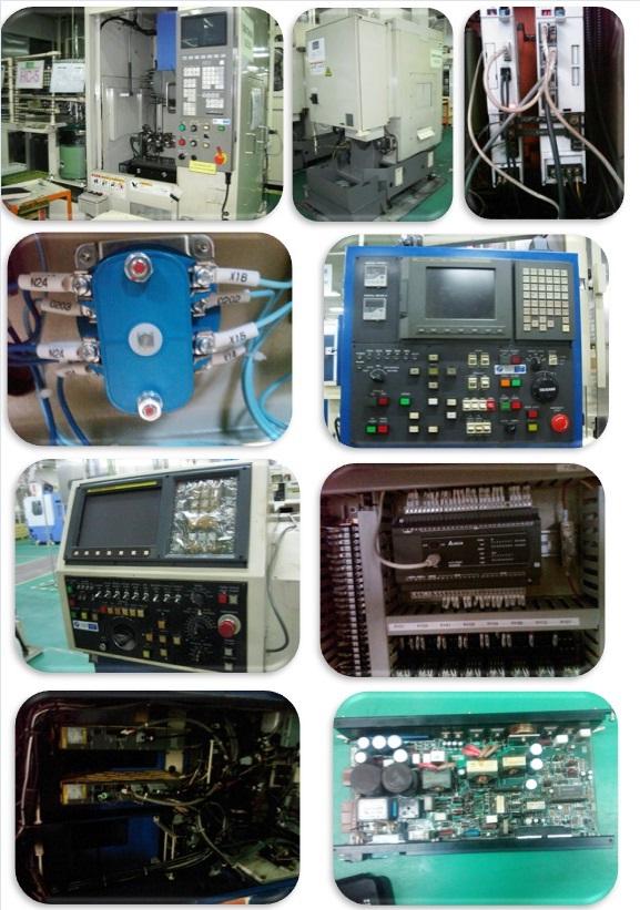SERVICE & MAINTENANCE CNC MACHINE