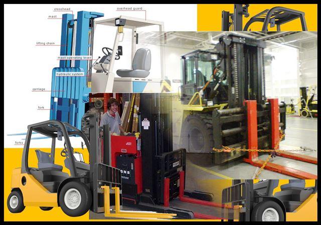 Perawatan Forklift