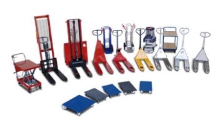Products Forklift Sparepart Katalog Lengkap - Accessories & handling equipment
