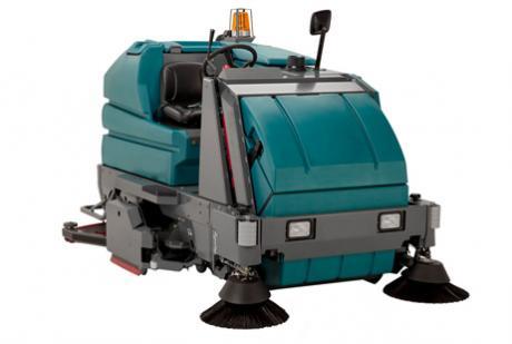 Sweepers & Scrubbers - Sweepers & Scrubbers - Scruuber_Tennant_3